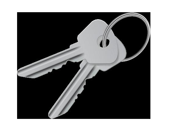 Deterra Replacement Keys