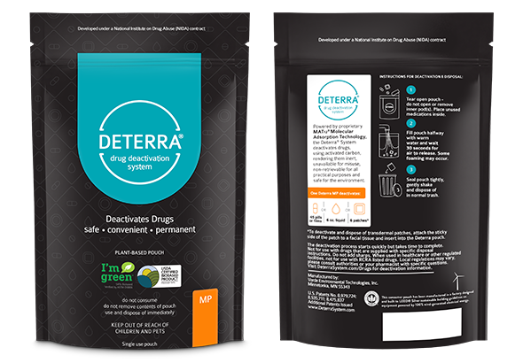 Deterra MP Retail Replacement