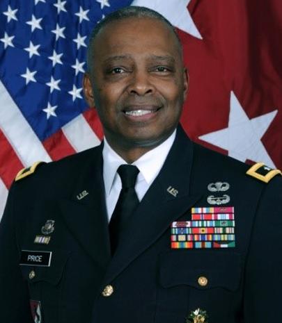 Major General Barrye Price, PhD. (Ret.)