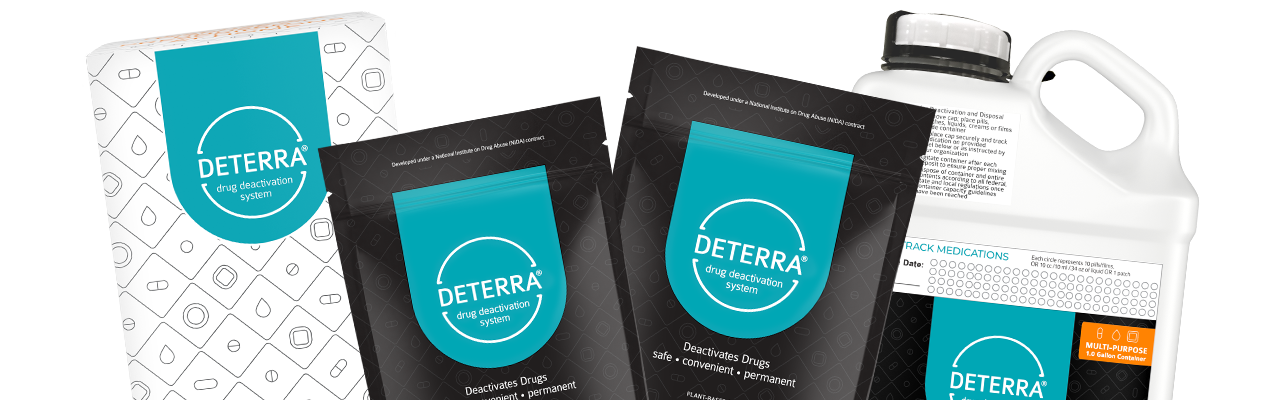 All Deterra Products