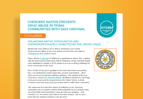 Cherokee Nation Case Study