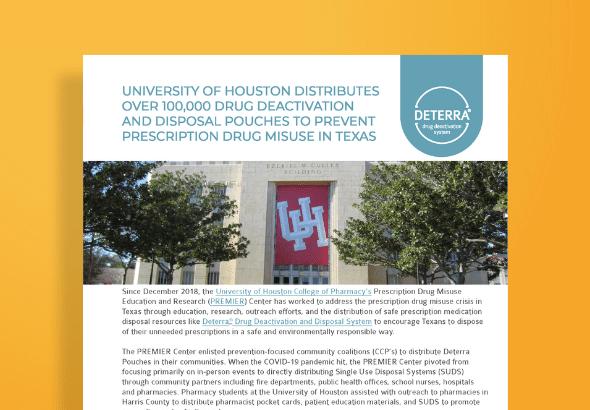 University of Houston Case Study